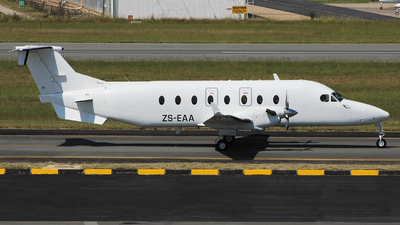 ZS-EAA - Beech 1900D - Private