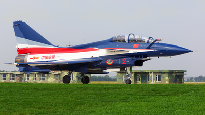 12 - Chengdu J10SY - China - Air Force