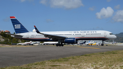N205UW - Boeing 757-23N - US Airways
