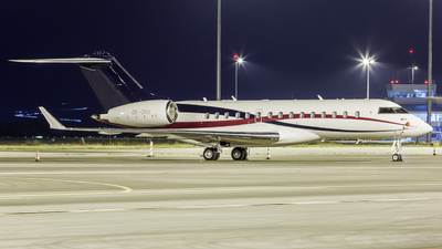 OK-GRX - Bombardier BD-700-1A10 Global 6000 - Private