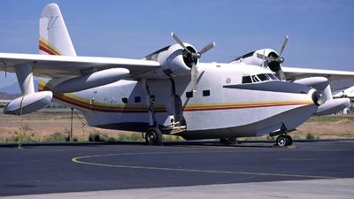 N211MC - Grumman HU-16B Albatross - Private