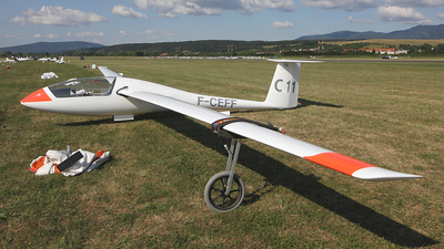 F-CEFF - Schempp-Hirth Cirrus - Private