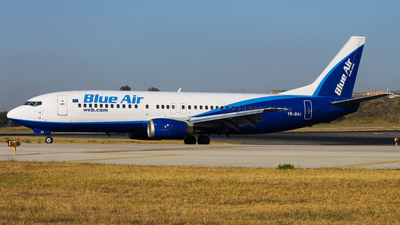 YR-BAJ - Boeing 737-430 - Blue Air