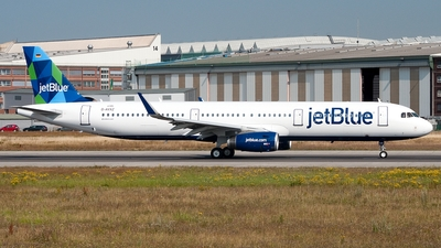 D-AVXZ - Airbus A321-231 - jetBlue Airways