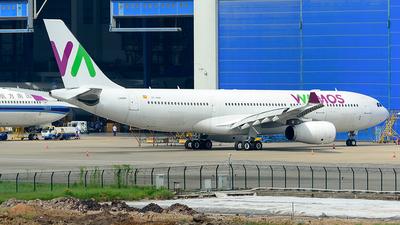 EC-NCK - Airbus A330-243 - Wamos Air