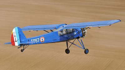F-BIPJ - Morane-Saulnier MS-505 Criquet - Private