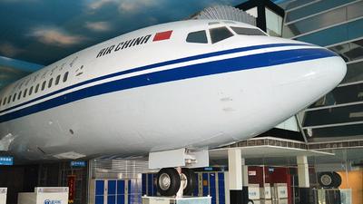 N211DB - Boeing 727-2J4(Adv) - Air China