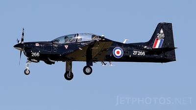 A picture of N846RS - Tucano T Mk 1 - [T50] - © Mike MacKinnon