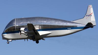 A picture of N941NA - AeroSpacelines B377 - [004] - © Kendrick Dlima