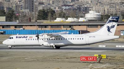 EP-ITC - ATR 72-212A(600) - Iran Air