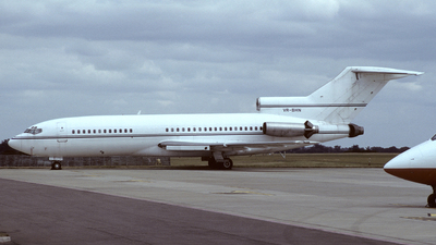 VR-BHN - Boeing 727-30 - Private