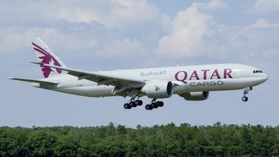 A7-BFO - Boeing 777-FDZ - Qatar Airways Cargo