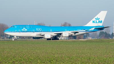 A picture of PHBFI - Boeing 747406(M) - [25086] - © Ricardo de Vries