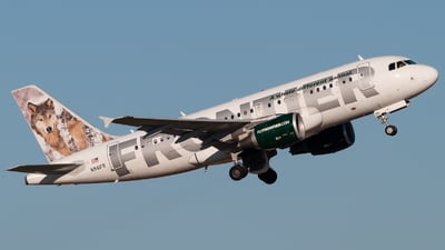 N941FR - Airbus A319-112 - Frontier Airlines
