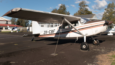 ZK-CBF - Cessna A185F Skywagon - Private