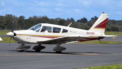 VH-CVV - Piper PA-28-180 Cherokee D - Private