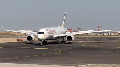ET-ATR - Airbus A350-941 - Ethiopian Airlines