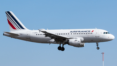 A picture of FGRXC - Airbus A319111 - Air France - © Teemu Pesonen