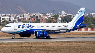 A picture of VTITM - Airbus A320271N - IndiGo - © Rohan Paliwal