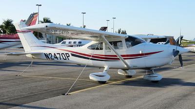 A picture of N2470P - Cessna 182S Skylane - [18280891] - © Orlando Suarez