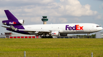 N602FE - McDonnell Douglas MD-11(F) - FedEx