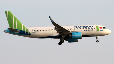 VN-A593 - Airbus A320-251N - Bamboo Airways