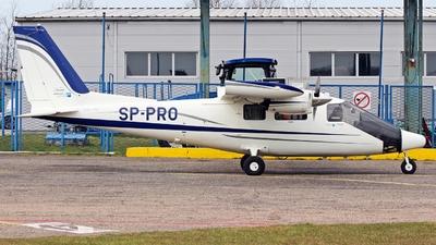 A picture of SPPRO - Vulcanair P68TC Observer - [] - © Bartosz Budzisz