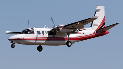 C-FCZZ - Rockwell 690A Turbo Commander - Conair Aviation