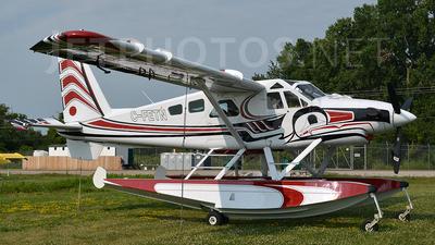 C-FETN - De Havilland Canada DHC-2 Mk.III Turbo-Beaver - Private