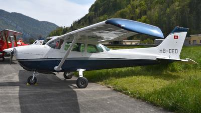 A picture of HBCEO - Cessna 172M Skyhawk - [17265929] - © Mirko Bleuer