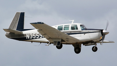 N3555N - Mooney M20F - Private