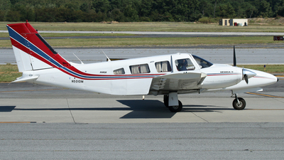 N501DM - Piper PA-34-200T Seneca II - Private