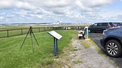 KCVG - Airport - Spotting Location