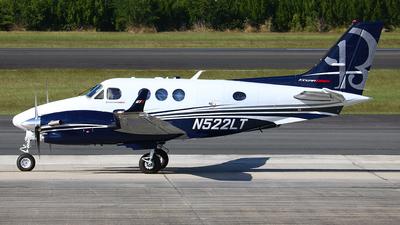 A picture of N522LT - Beech C90GTi King Air - [LJ2155] - © Angel Natal