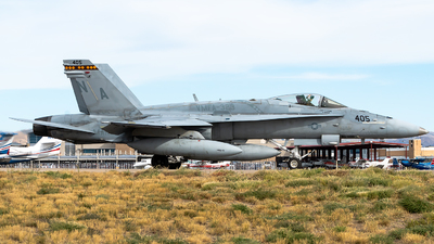 165228 - McDonnell Douglas F/A-18C Hornet - United States - US Marine Corps (USMC)
