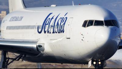 HS-JAF - Boeing 767-233 - Jet Asia Airways