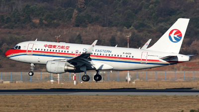 B-6429 - Airbus A319-115 - China Eastern Airlines