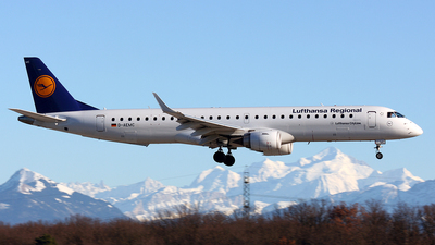 D-AEMC - Embraer 190-200LR - Lufthansa Regional (CityLine)
