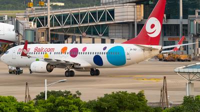 B-7113 - Boeing 737-84P - 9Air