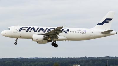 OH-LXC - Airbus A320-214 - Finnair