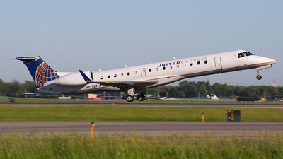 A picture of N12157 - Embraer ERJ145XR - United Airlines - © SEN BAI