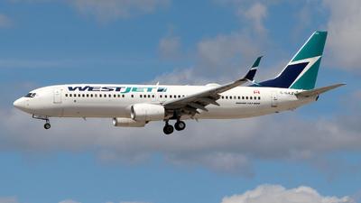 A picture of CGJLZ - Boeing 7378CT - WestJet - © Guy Langlois
