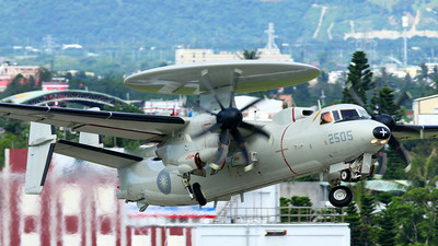 2505 - Grumman E-2K Hawkeye 2000E - Taiwan - Air Force