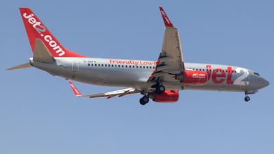 G-GDFR - Boeing 737-8Z9 - Jet2.com
