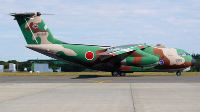 58-1008 - Kawasaki C-1 - Japan - Air Self Defence Force (JASDF)