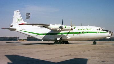 EL-ALJ - Antonov An-12BK - Santa Cruz Imperial