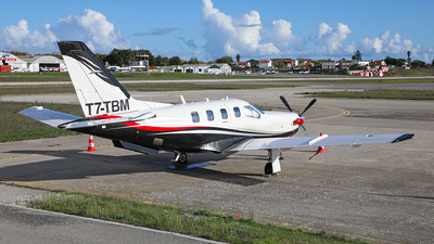 T7-TBM - Socata TBM-850 - Private