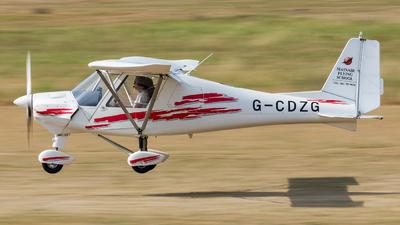 A picture of GCDZG - Ikarus C42 FB80 - [06046808] - © Paul Markman