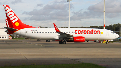 A picture of PHCDF - Boeing 737804 - Corendon Airlines - © C. v. Grinsven