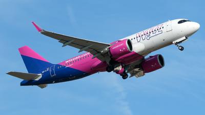 A picture of HALJE - Airbus A320271N - Wizz Air - © Monica De Guidi